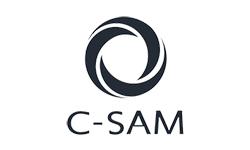 C-SAM Ltd. logo