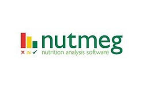 Nutmeg nutrition analysis software logo