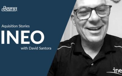 Acquisition Stories – David Santora, Ineo Global Mobility